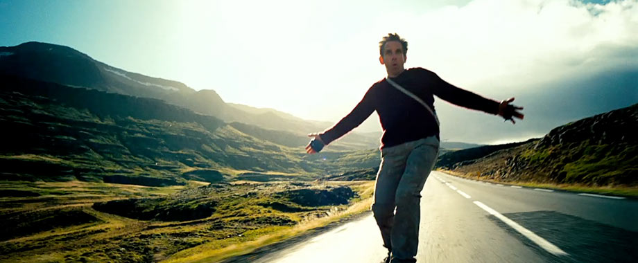 Favorite things: The Secret Life of Walter Mitty.