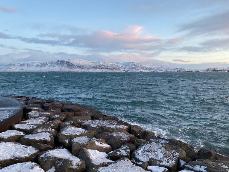 Reykjavik, day one.