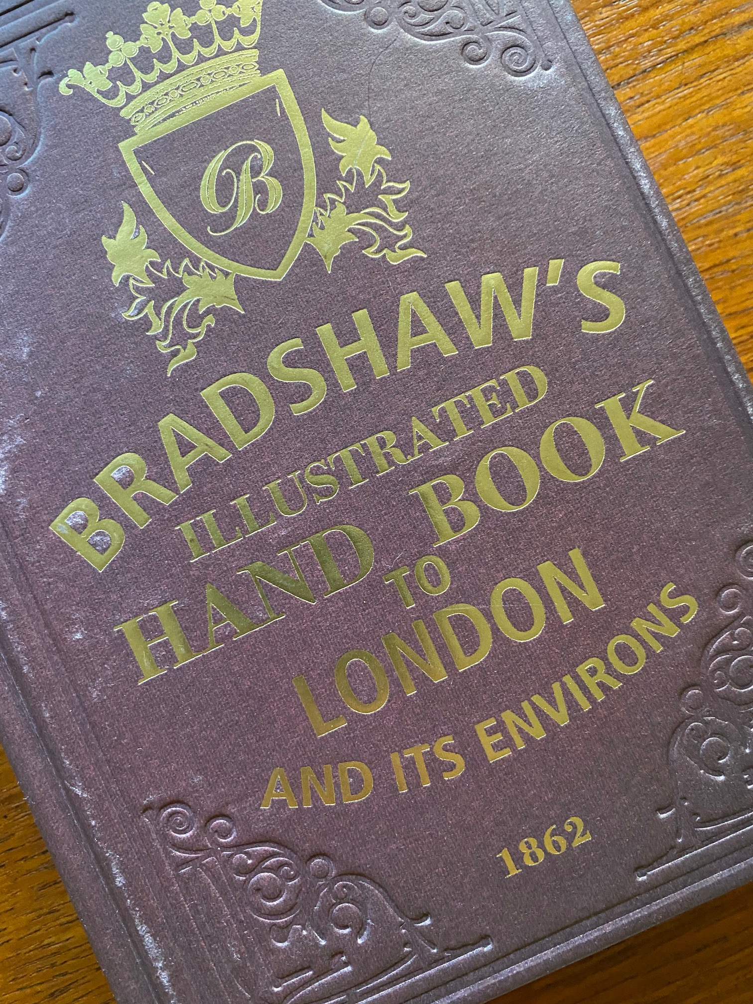 1000 books: Bradshaw's.