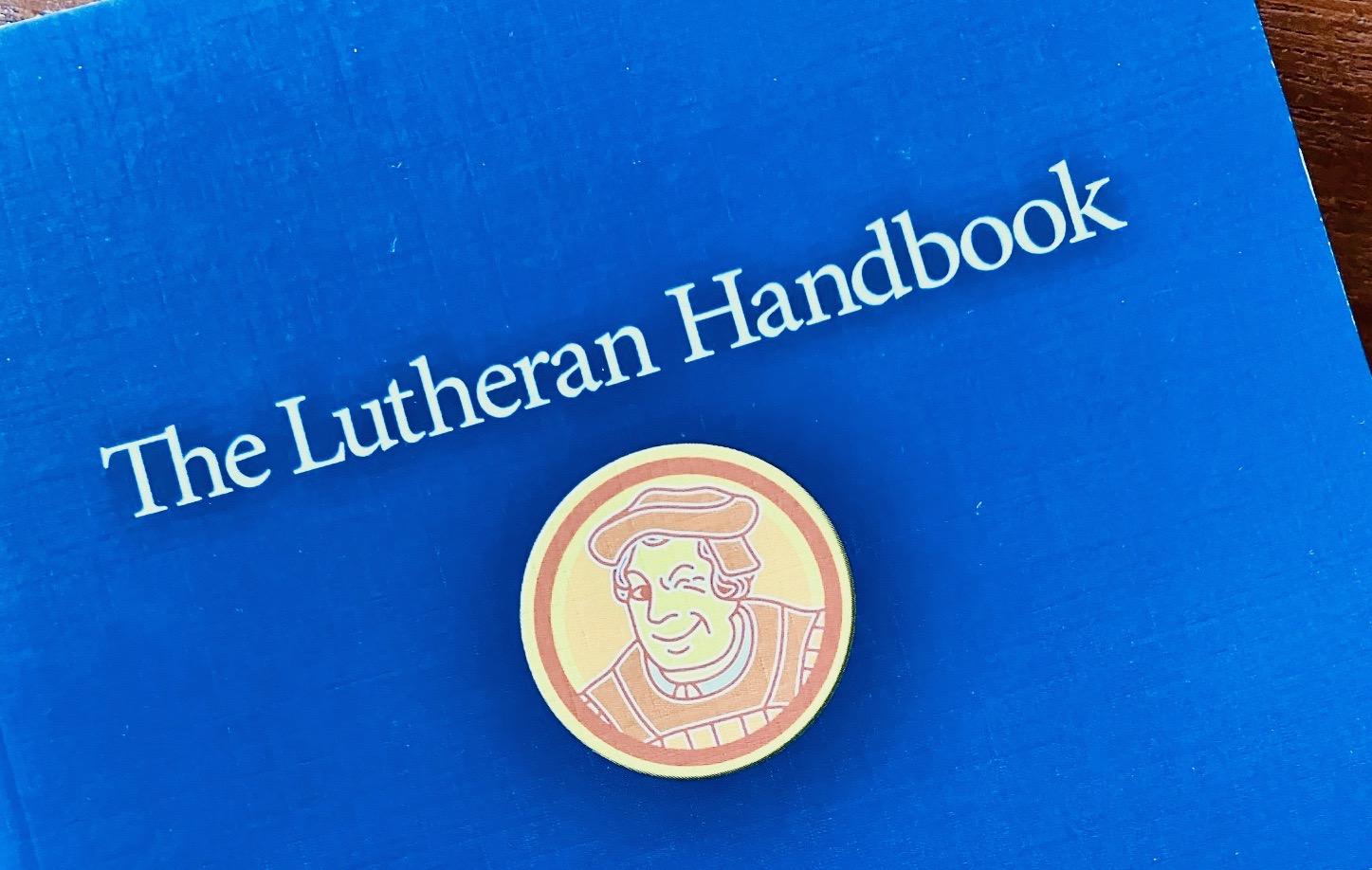 1000 books: Lutheran Handbook.