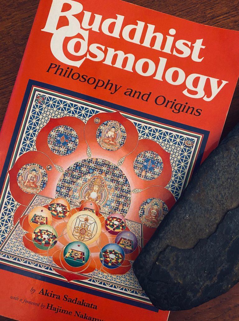 1000 books: Buddhist Cosmology. Finally.