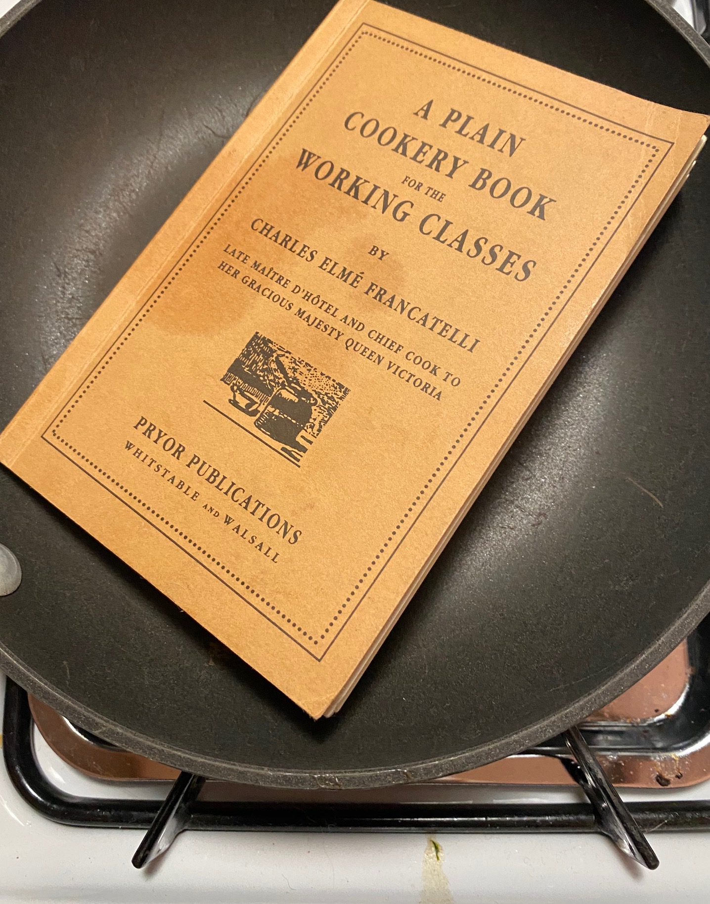 1000 books: Yet Another Cookbook.