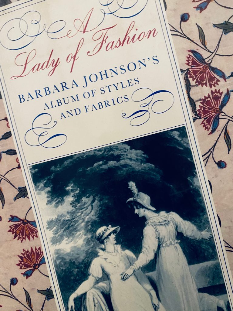 1000 books: A Lady of Fashion.